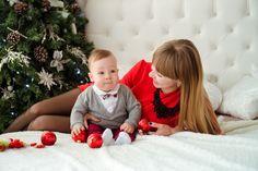 Новогодняя детская фотосессия в Ростове-на-Дону