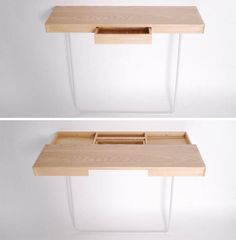 Beautiful, practical and loveable furniture by Daniel Schofield