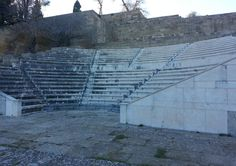 The Ancient Theater, Monte Smith in Rhodes  https://theislandofrhodes.com/monte-smith-in-rhodes