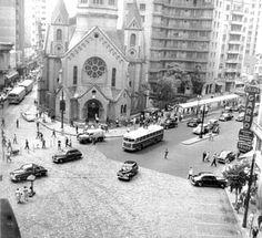 São Paulo Antiga - Largos e Praças