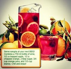 Do you prefer red or white sangria? Any special ingredients you like to add? Use code INSTAGRAM for a discount on all of our bbq grills! #tropical #happymonday #wwe #abstract #wine #sangria #bbq #barbecue #summer #summervacation #graduation #finals #summeriscoming #jonsnow #gameofthrones #grill #grilling #fruit #ikea #recipe #recipes #thegreatoutdoors #diy #margaritamonday #tacotuesday