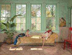 Julie Blackmon, Photographies - L'Œil de la photographie