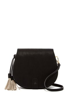 Saddle Flap Crossbody by Poverty Flats By rian on @nordstrom_rack