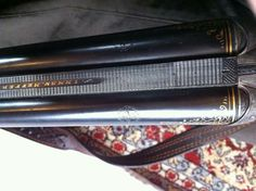 Gold old hunting gun...