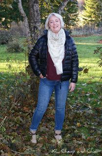XL Cheap & Chic: Väriä marraskuuhun - Color in November...