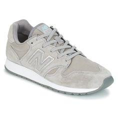 d62b02cc10f Sapatos Mulher Sapatilhas New Balance WL520 Cinza