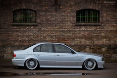 BMW E39 540i V8 is made between 1995 to 2003 and it belongs to famous BMW 5 series. After 2003 this car is replaced by E60.