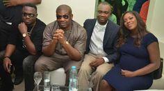 WELCOME TO V.S.B.M.CREW'S BLOG    : Davido, Don Jazzy, Tiwa Savage to receive millions...