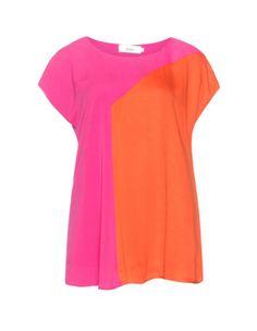 Two-Tone-Jerseyshirt von Zizzi. Jetzt entdecken: http://www.navabi.de/shirts-zizzi-two-tone-jerseyshirt-pink-orange-19574-9021.html?utm_source=pinterest&utm_medium=social-media&utm_campaign=pin-it