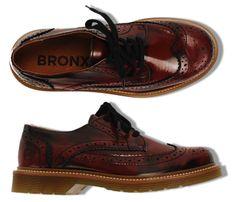 Bronx shoes!