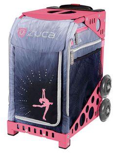 04b93f4bd6 Ice Dreamz Lux Pink Frame Bag Skate