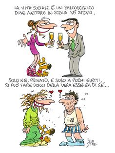 Vita sociale vs casalinga