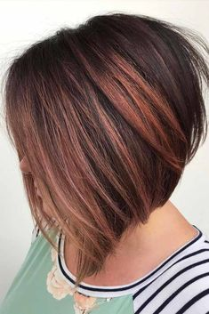 77 Types Stacked Bob Haircut Ideas A bob haircut looks great on any sort of hair. In any case, it's a generally excellent haircut for hair which is lacking volume. Thin, fine hair, when. Inverted Bob Hairstyles, Bob Hairstyles For Fine Hair, Medium Bob Hairstyles, Bob Haircuts, Hairstyles Haircuts, Party Hairstyles, Bobs For Thin Hair, Short Hair Cuts, Curly Hair Styles