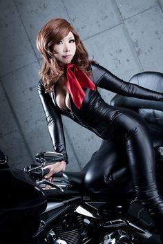 Fujiko Mine(Lupin III) | ANNA - WorldCosplay