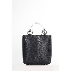Boa Black Small Tote
