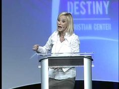 "▶ "" Let's talk about it - Preparing for marriage '' - Pastor Paula White - 07/11/13 - NDCC - YouTube"