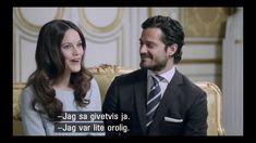Sofia and Carl Philip Pre-Wedding Interview