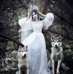 Astonishing Photos Of Russian Fairy Tale Queens