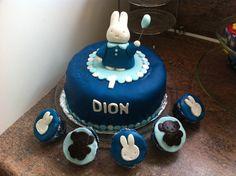 #nijntje #taart en #cupcakes