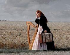 Cécile Corbel, harpiste bretonne et une voix en or
