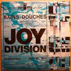 Joy Division Les Bains Douches Vinyl Double LP