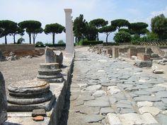 Appian Way, Rome, Italy