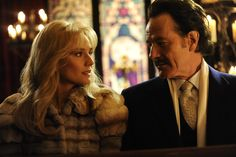 Photo of Diane Kruger and Bryan Cranston in The Infiltrator