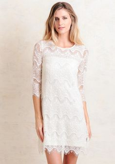 Happy Together Lace Dress