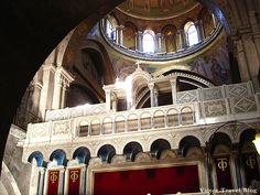 The Holy Sepulchre. Jerusalem. Israel.
