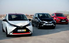 2015 Toyota Aygo. Check out Toyota's 2015 vehicle line up, some of which will be displayed at the 2015 Calgary International Auto & Truck Showcase  For more information visit us online at: www.autoshowcalgary.com