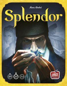 Splendor My Rating: 77/100 BGG Ranking: 99