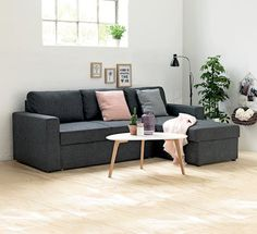 Slaapbank chaise longue HAVDRUP/MARIAGER