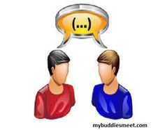 #Chat_online with your friends at social network chat room site MyBuddiesMeet. For more details visit - http://www.mybuddiesmeet.com/