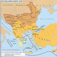 Imperio otomano hasta 1878