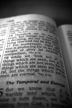 2 Corinthians 4:16–18. The perfect verse for when you're WAY too stressed.