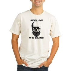 Long Live The Beard T-Shirt