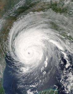 hurricane...the only reason I watch the Weather Channel from June until October. Mother Nature at her best.