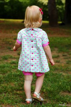 Puppet Show Tunic and Shorts