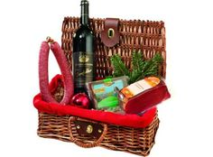 Mahlzeit Picnic, Presents, Basket, Corporate Gifts, Meal, Food And Drinks, Simple, Gifts, Picnics