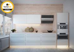 Homelab keuken renovatie pand te Sint-Truiden