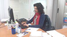 María Belén, una de las voces expertas de la editorial en asesoramiento de libros para la formación
