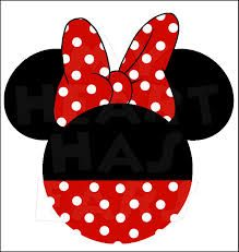 Resultado de imagen para minnie mouse