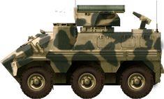 Panhard VCR TH Tank Hunter HOT