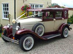 Badsworth burgundy car
