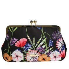 spring blooms clutch 0276904 Gorg! #9WEasterContest Spring Blooms, Spring Style, Nine West, Fashion Bags, Spring Fashion, Style Me, Coin Purse, Easter, Handbags