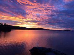 Lake Winnipesaukee NH [18001350][OC] #reddit