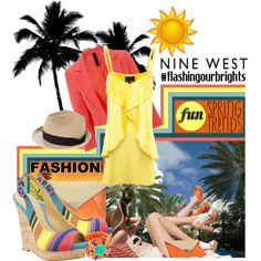 Fun Spring Trends, created by christinalauren