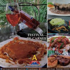En tu almuerzo, antójate de un plato fuerte de nuestro festival gastronómico. Tenemos 22 preparaciones adicionales a nuestro menú y lo puedes disfrutar en Angus Brangus. http://www.angusbrangus.com.co/  #FestivalGastronomico #AngusBrangus #Almuerzo #Medellín #Carnes #LasPalmas