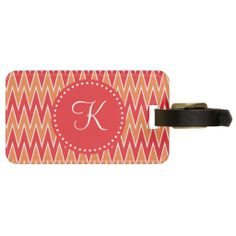 >>>The best place          Monogrammed Red and Orange Chevorn Pattern Bag Tags           Monogrammed Red and Orange Chevorn Pattern Bag Tags lowest price for you. In addition you can compare price with another store and read helpful reviews. BuyHow to          Monogrammed Red and Orange Che...Cleck Hot Deals >>> http://www.zazzle.com/monogrammed_red_and_orange_chevorn_pattern_luggage_tag-256961385291054418?rf=238627982471231924&zbar=1&tc=terrest