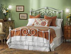 Wesley Allen Eldridge Iron Bed in Canada | The Mattress & Sleep Co